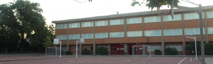 Nuevas pistas de fútbol y baloncesto para nuestro alumnado
